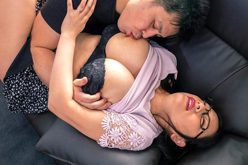 NGOD-125 Studio JET Eizo - Wife Fucked At Home While Husband Is Shipped Off Hana Haruna