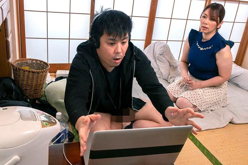 令和日本近親相姦NTR ひきこもり息子(28)とやさしすぎた母(50) 翔田千里