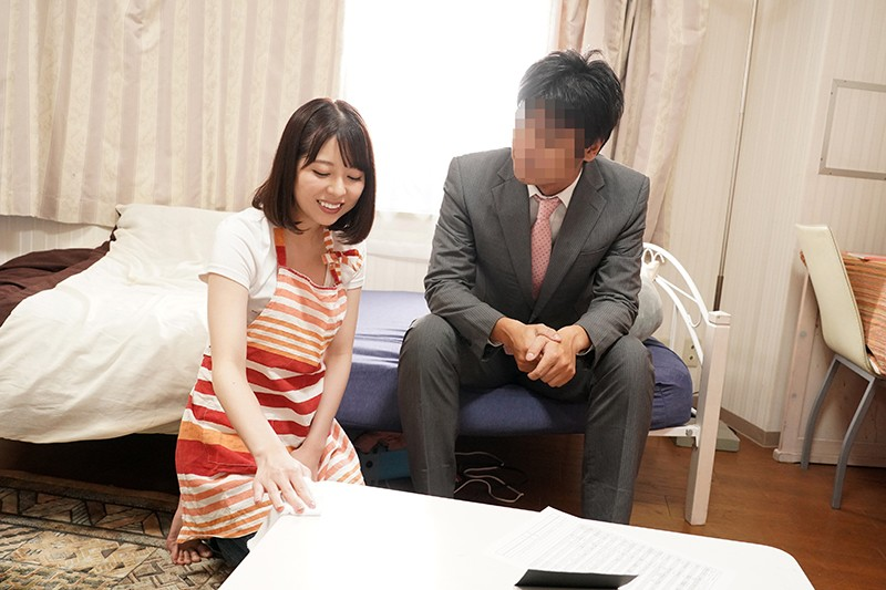 NGOD-137 Studio JET Eizo - A Housewife With A Provisionary License 8 Please Approve My Application... Lena Aoi