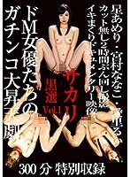 サカリ黒選 Vol.1 nkd00256のパッケージ画像