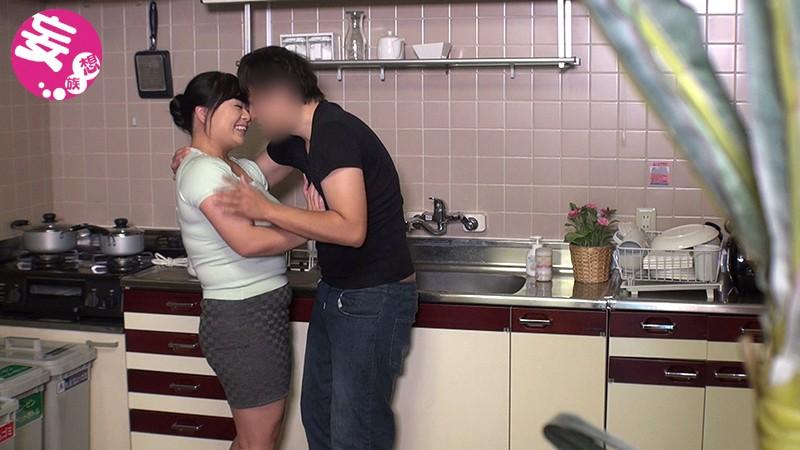 このたびウチの妻(34)がパート先のバイト君(20)にねとられました…→くやしいのでそのままAV発売お願いします。 キャプチャー画像 2枚目