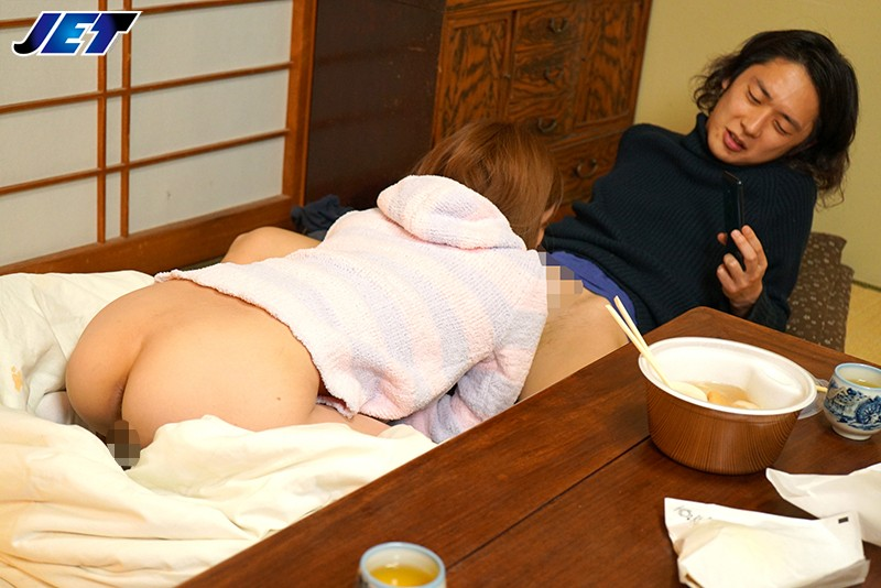 NKKD-126 Studio JET Eizo - How I Had Sex Continuously With My Brother's Kind Wife For The 3 Days And 2 Nights My Serious Brother Was Away On Business. Rin Sasahara