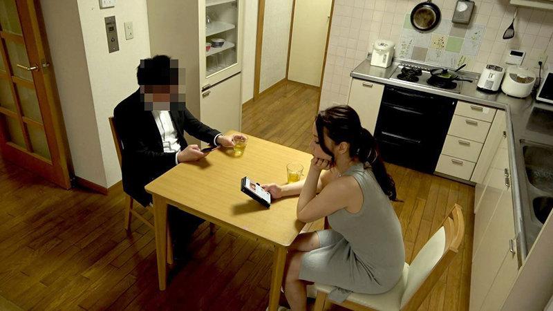このたびウチの妻(41)がパート先のバイト君(20)(童貞)にねとられました…→くやしいのでそのままAV発売お願いします。【童貞狩りシリーズ】 2