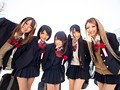 JK Apt Until A Few Minutes Ago! !Ran Sex Chapter Girl Hunt Vol.05 Remains Uniform In Nampa School Girls Immediately After Graduation preview-9