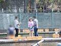 釣り堀で声をかけた美少女釣りガール 牧野宏美19歳AVデビュー...sample10