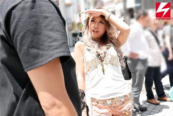 【日焼け】 渋谷の某有名ショップで働いている超ノリノリな金欠ギャルをバイト感覚でAVデビューさせちゃいました!! セイラ ナンパJAPAN EXPRESS Vol.42 キャプチャー画像 9枚目