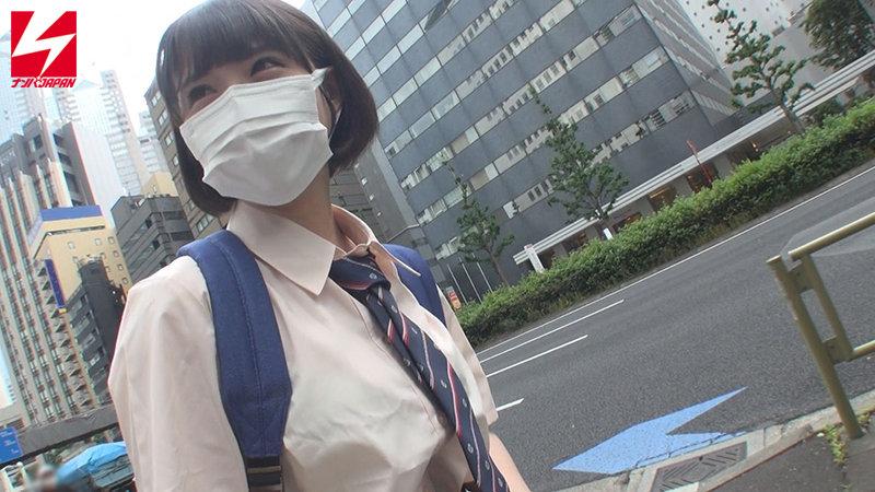 J●つきまといナンパ アイドル級マジ可愛いEカップ女子をGET 画像1