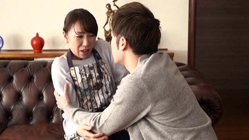 禁断!息子と母 〜セックス依存症の息子に無理やりヤラれた〜 藤澤美織 6枚目