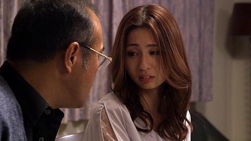 他人棒と妻 妻の寝取られ現場を覗いてしまった50歳夫の性癖 前田可奈子サンプルF2