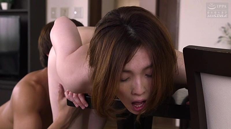 不謹慎すぎる接吻 夫がいるのにもかかわらず あぁ〜なんてことを・・ 本庄優花サンプルF6