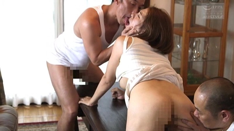 NSPS-810 Studio Nagae Style - I Made My Wife Have A Gang Bang. Gorgeous Highlights -I Wanted To See Her Passed Around By Multiple Men- big image 2