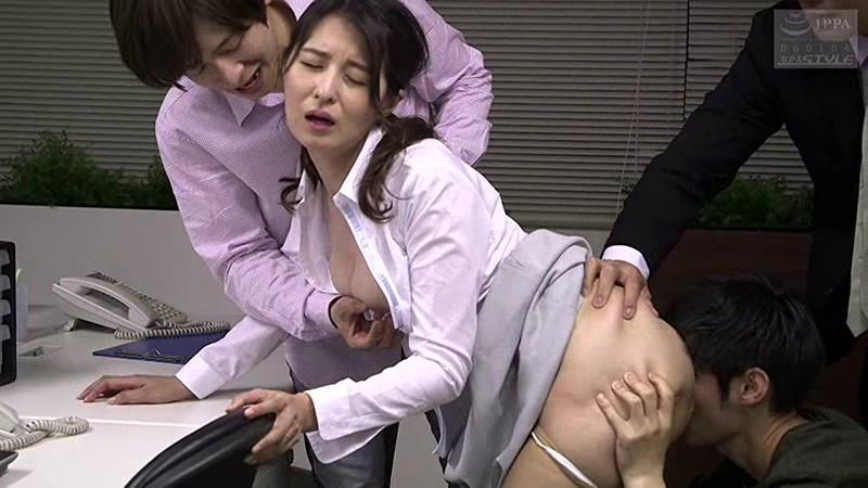 ザ・輪姦 おばさん レ○プ同盟 北川礼子のサンプル画像