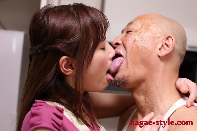 ながえ監督が見せる !! 濃厚接吻SEX...