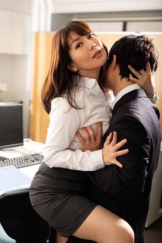 女上司 さち子 夫の長期出張中に年下の部下を連れこんだ女上司 小野さち子