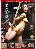 調教志願の人妻奈落の肉奴隷3瞳ゆら【ntrd-045】