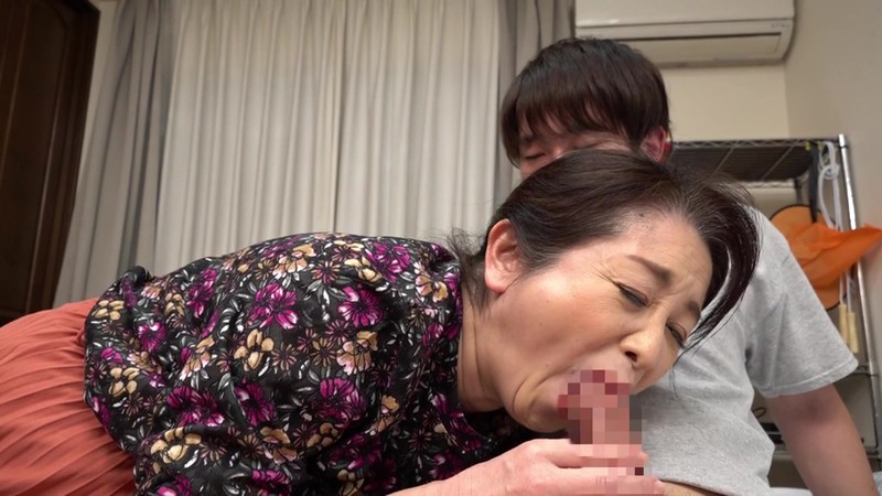 還暦で初撮り 神田ルリ子15