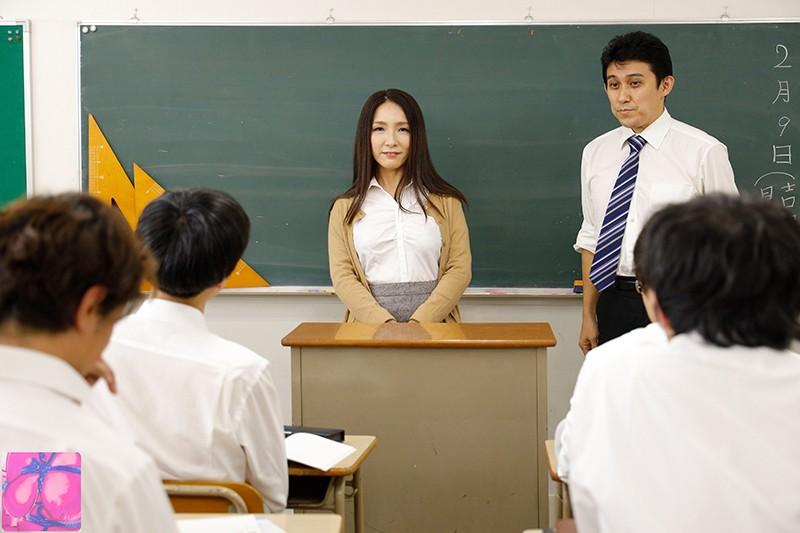 恥辱の教室 熟虐女教師 黒木まり43歳