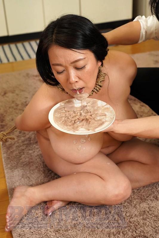 縛られた巨乳社長夫人 鮎川るい50歳10