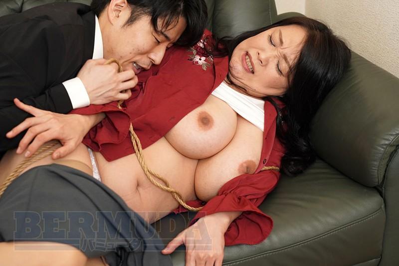 縛られた巨乳社長夫人 鮎川るい50歳3
