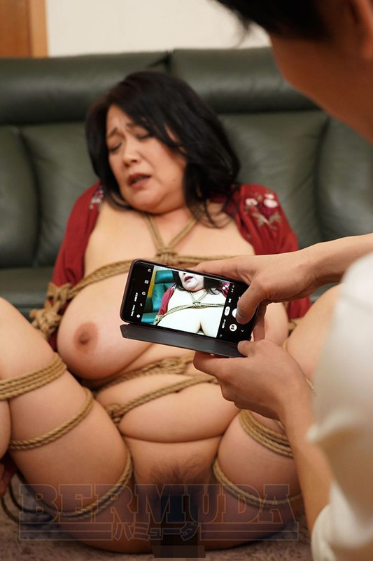 縛られた巨乳社長夫人 鮎川るい50歳8