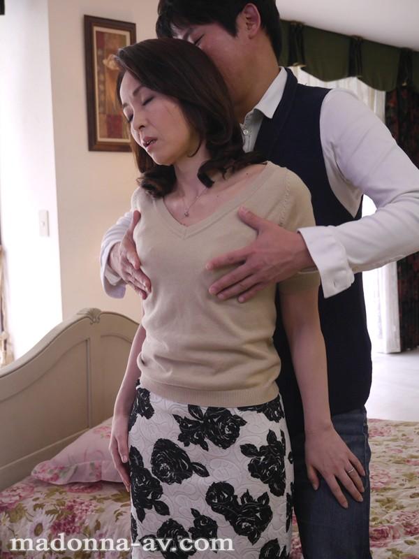 初撮りおばさんドキュメント 麻生千春サンプルF2