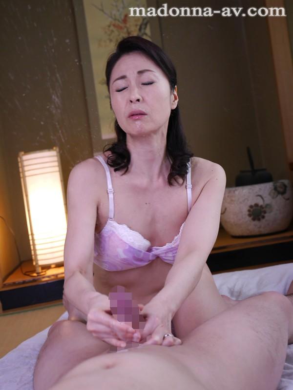 初撮りおばさんドキュメント 麻生千春サンプルF5