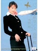 ギリギリモザイク パコパコ航空CA 西野翔
