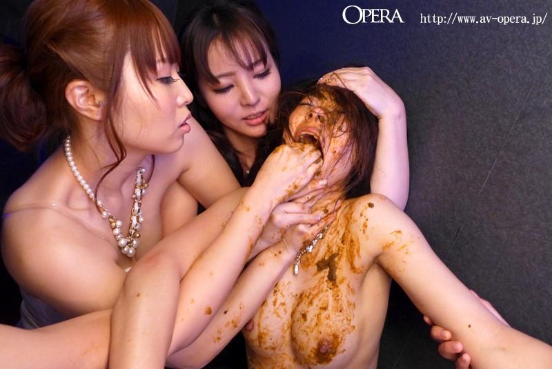 まじスカ キャバ嬢 悪女達の激糞スカトロいじめ 画像7