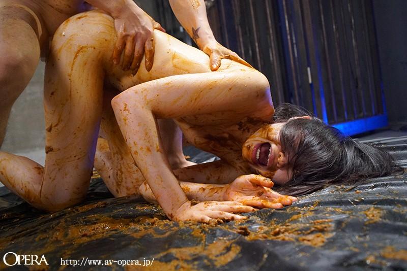 糞喰らい少女 〜糞尿まみれ食糞地獄〜 衣織