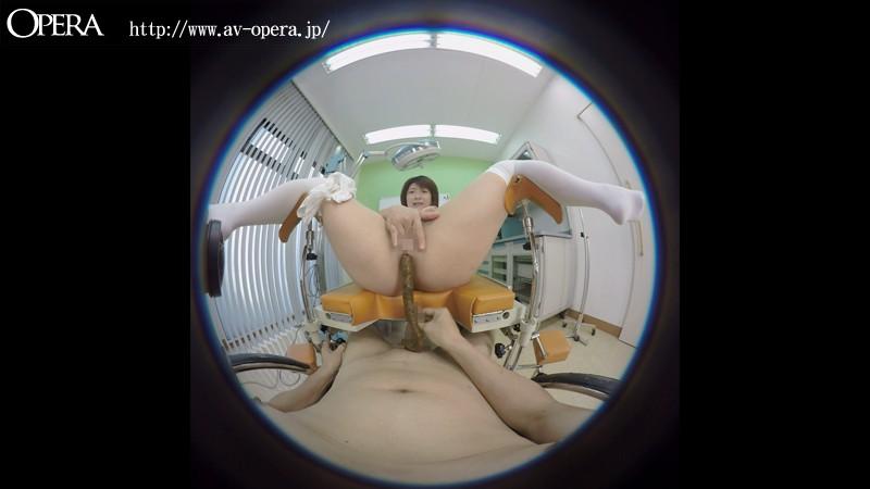 【VR】絶景VR!脱糞見せつけ糞フェラ遊戯! 鮎原いつき