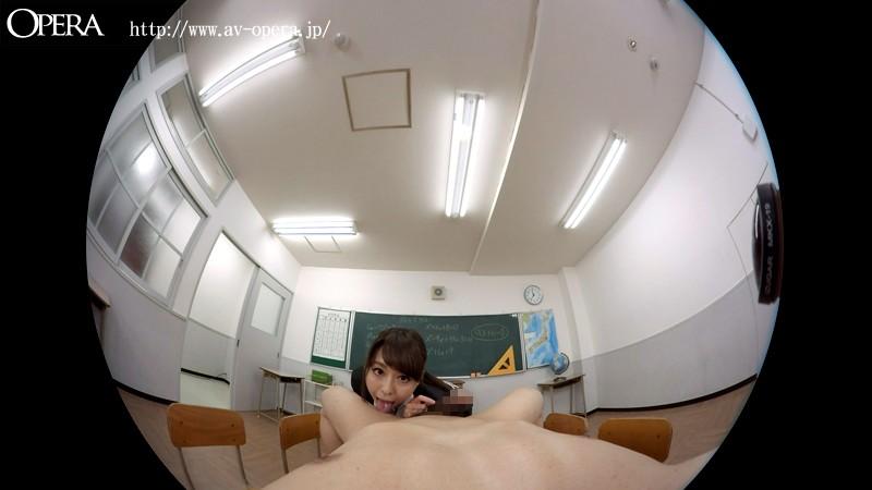 【VR】絶景VR!脱糞見せつけ糞フェラ遊戯! 朝桐光
