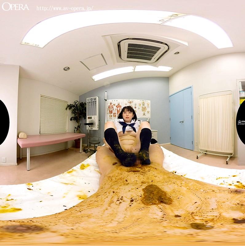 【VR】VR版 ドS女子学生 糞尿M男調教 赤渕蓮