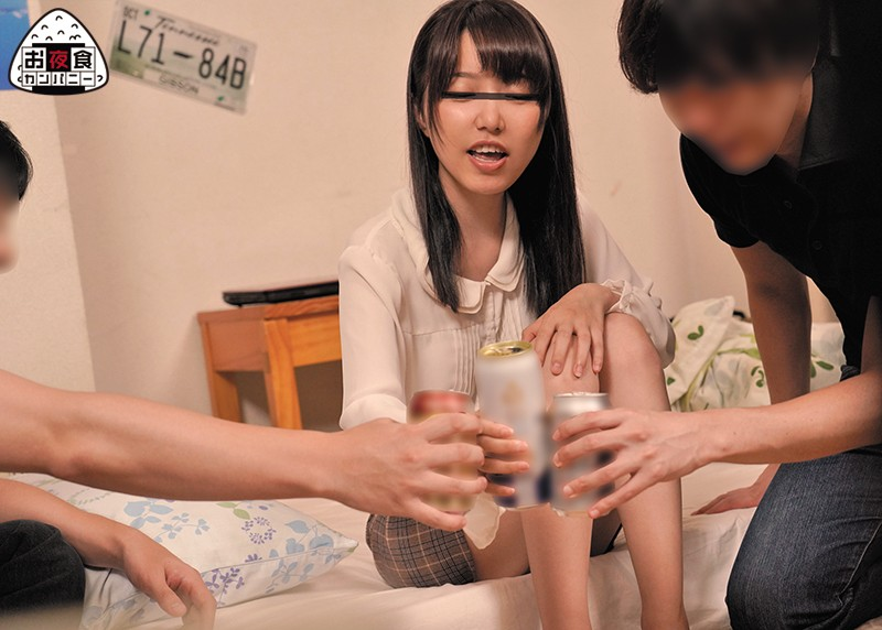 OYC-292 Studio Oyashoku Company - After Drinking With My Friend And His Girlfriend, They Missed Their Last Train Home, So They Decided To Spend The Night At My Place. The Two Of Us Skillfully Seduced Her, And Fucked Her Over And Over Until The Break Of Dawn, And I Enjoyed My Very - big image 1