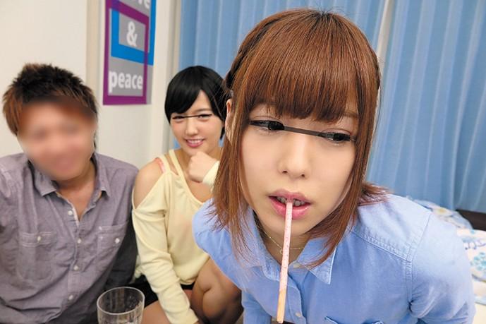 【エロVR】激カワ女子大生と自宅コンパ→泥酔させて乱交パーティーでセックス三昧♪
