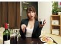 【VR】VR長尺 厳しい女上司が酔っ払ってツンデレ まさかのイ...sample2