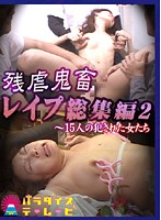 残虐鬼畜レ○プ総集編(2)〜15人の犯●れた女たち