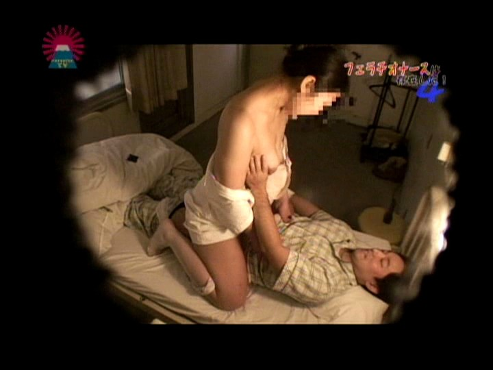フェラチオナースは存在した!(4)〜都内N病院の看護婦は入院患者を抜いてくれます! 画像20