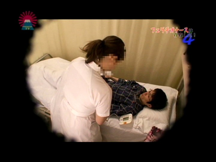 フェラチオナースは存在した!(4)〜都内N病院の看護婦は入院患者を抜いてくれます! 画像9