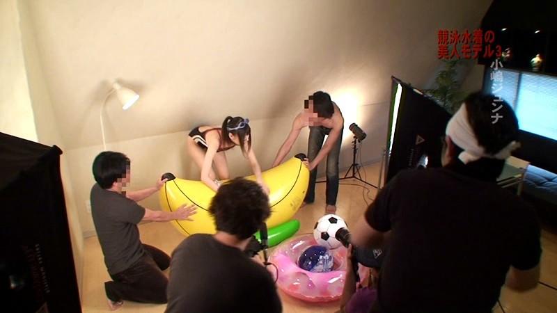 競泳水着の美人モデルをスチール撮影中にセクハラレイプ(3)[parathd00594][PARATHD-594] 12