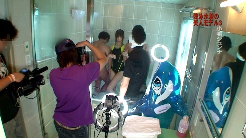 競泳水着の美人モデルをスチール撮影中にセクハラレイプ(3)[parathd00594][PARATHD-594] 13