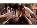 乳首が見え隠れしているセクシーな美容師はヤラせてくれるのか?(3) (DOD)