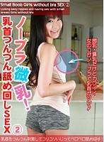 ノーブラ微乳!乳首つんつん舐め回しSEX(2) ダウンロード