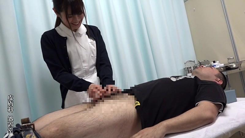 美人の先生がいる皮膚科に行って腫れたチンコを診てもらう流れでヌイてもらいたい 画像5