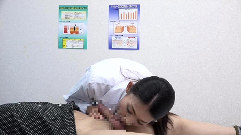 美人の先生がいる皮膚科に行って腫れたチンコを診てもらう流れでヌイてもらいたい(3) 画像6