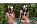 獣コスした女の子たちがケダモノになってフレンズと交尾しま...sample9