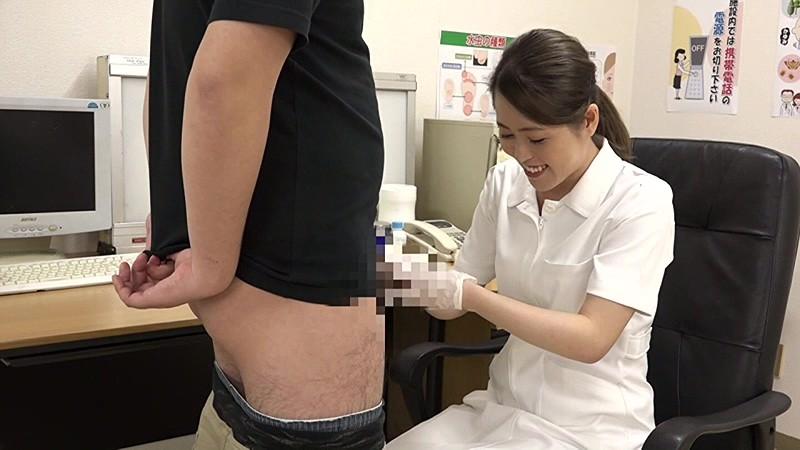 美人の先生がいる皮膚科に行って腫れたチンコを診てもらう流れでヌイてもらいたい(6) 画像9