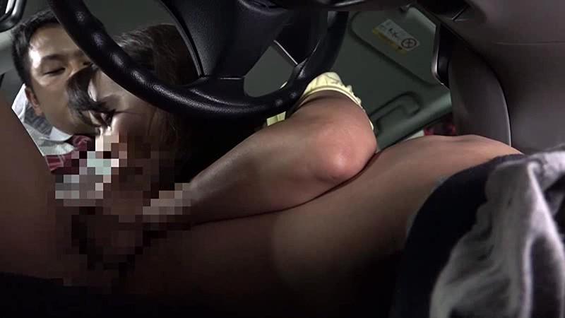 被害者16人!タクシー乗車中に起きてしまった性行為の記録のサンプル画像