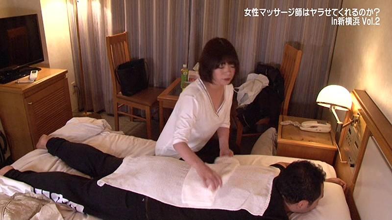ビジネスホテルの女性マッサージ師はヤラせてくれるのか?in新横浜 Vol.2~実は淫乱なGカップ爆乳美女・水城さん34歳 の画像20