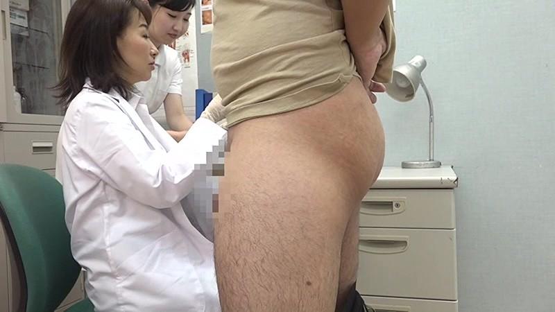 美人の先生がいる皮膚科に行って腫れたチンコを診てもらう流れでヌイてもらいたい(7) 画像8