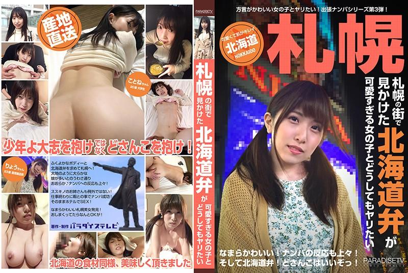 札幌の街で見かけた北海道弁が可愛すぎる女の子とどうしてもヤリたい(1)